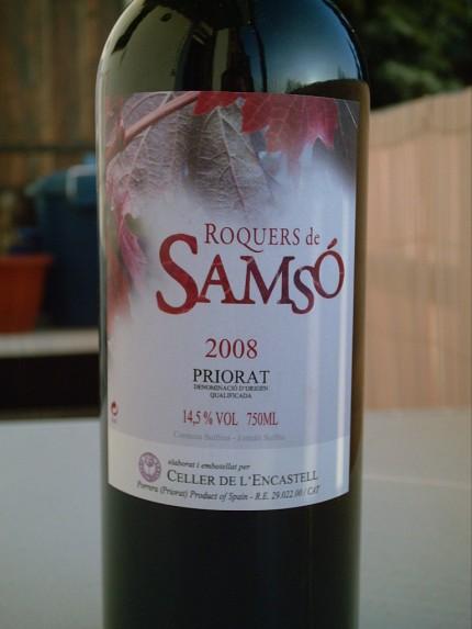 Roquers de Samsó 2008