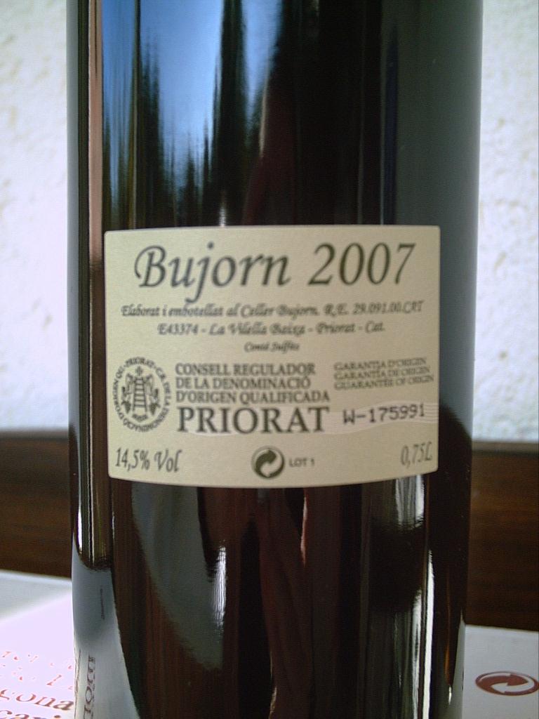 Bujorn 2007 R