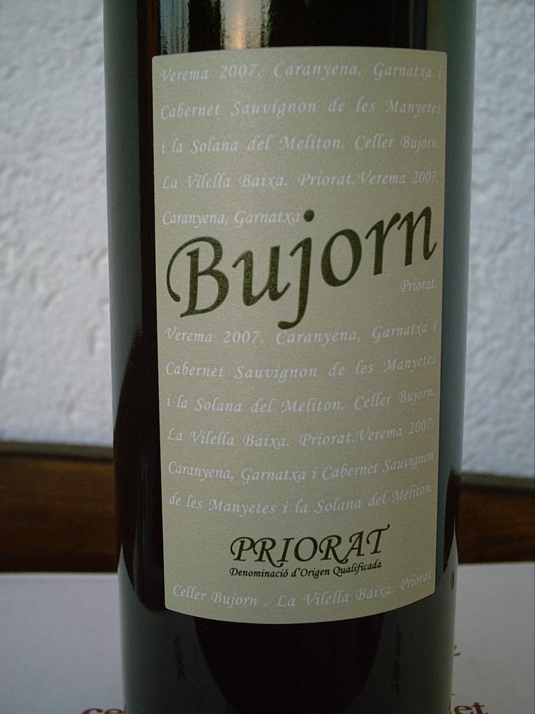 Bujorn 2007