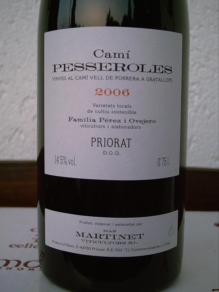 Cami Pesseroles 2006