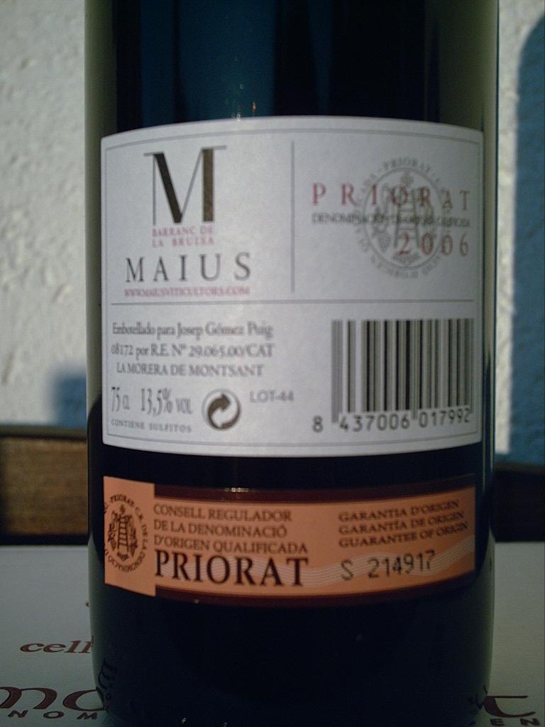 Maius 2006 R