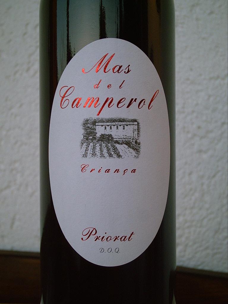 Mas del Camperol 2002