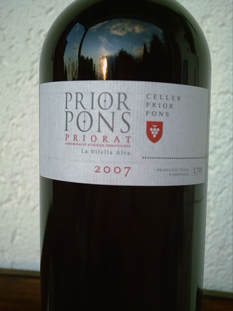 Prior Pons 2007