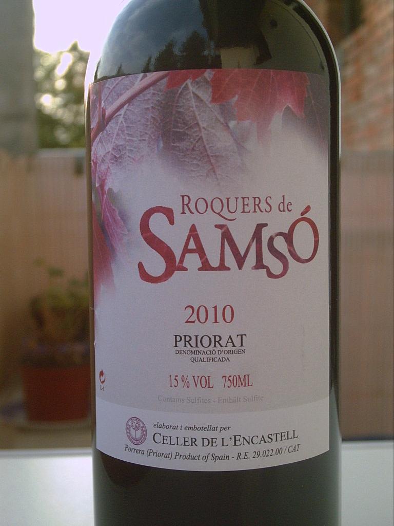 Roquers de Samsó 2010