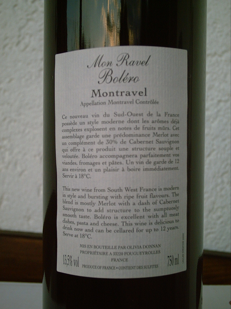 Bolero 2005 R
