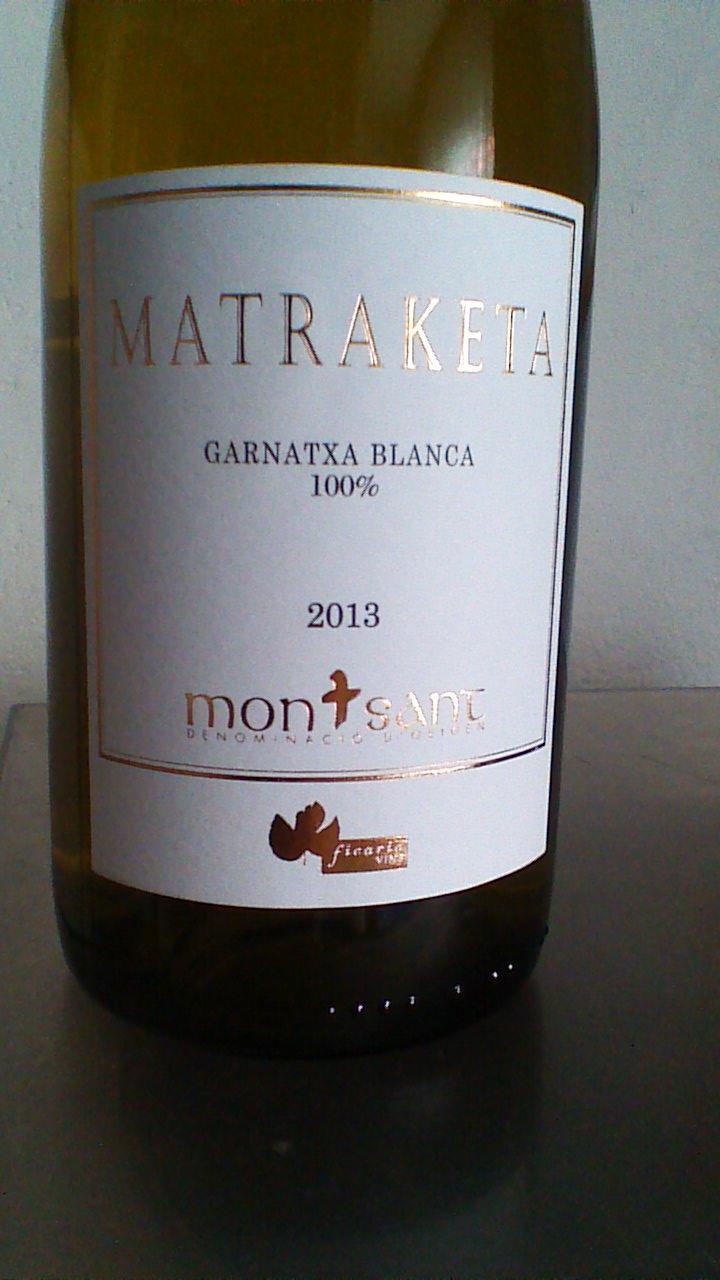 Matraketa Blanc 2013