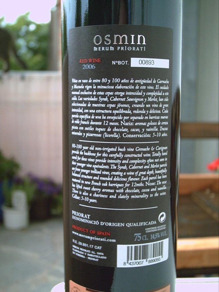 Osmin 2006 R