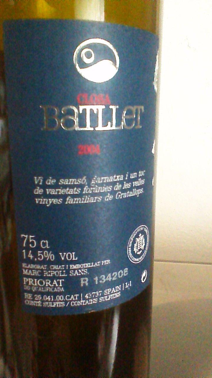 Closa Batllet - R
