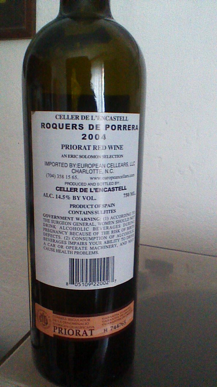 Roquers de Porrera - R