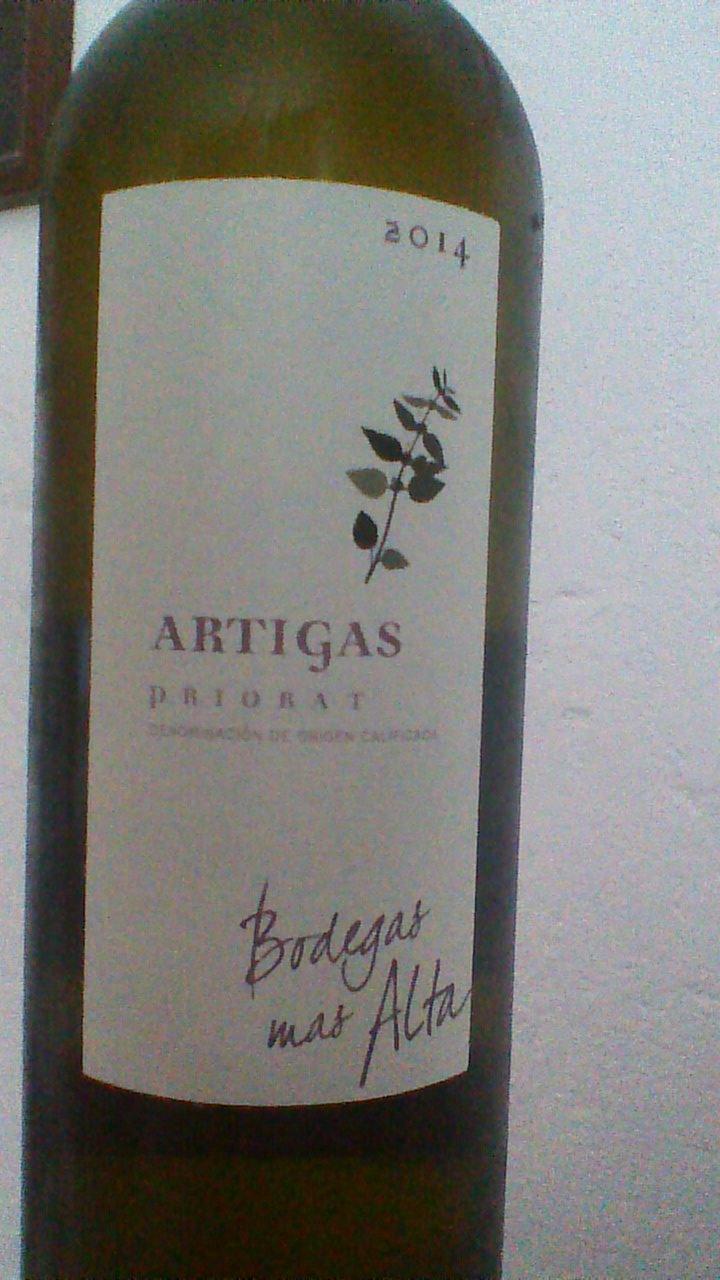 Artigas Blanc 2014
