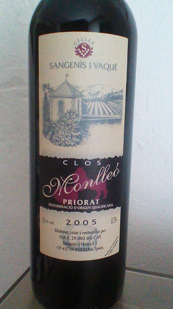 Clos Monlleo 2005