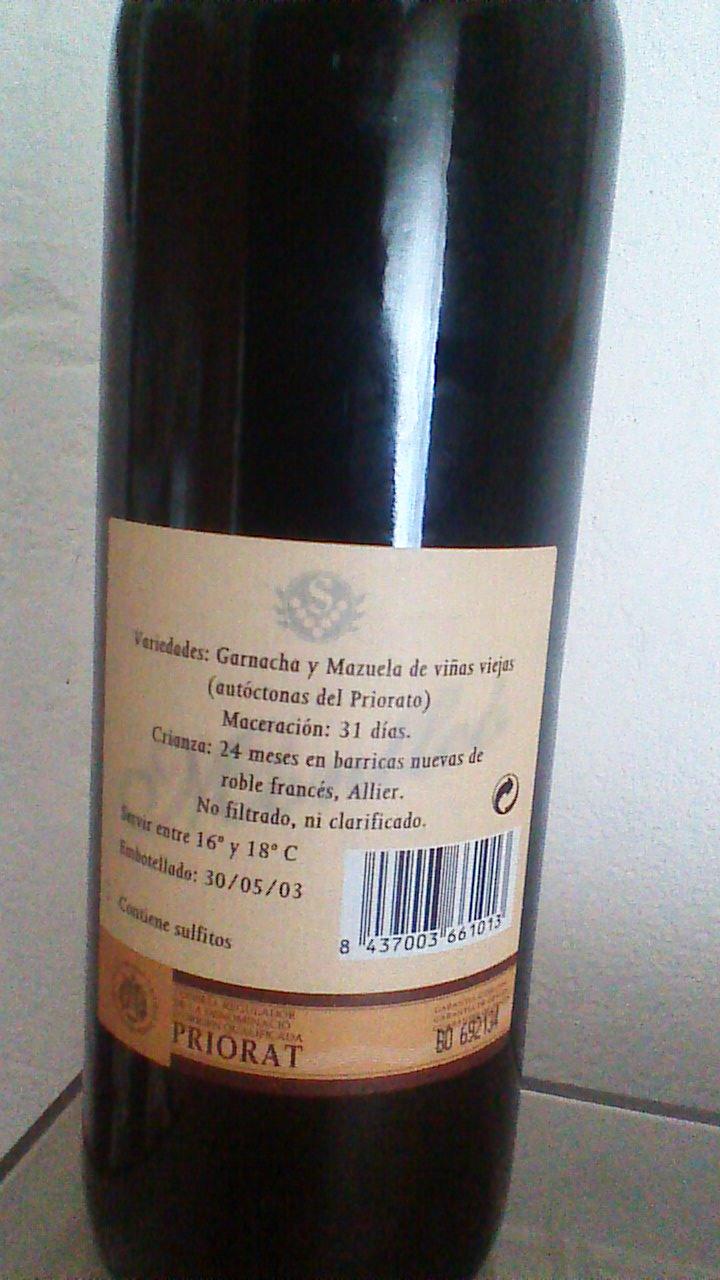 Clos Monlleo Gran Reserva 2000 R