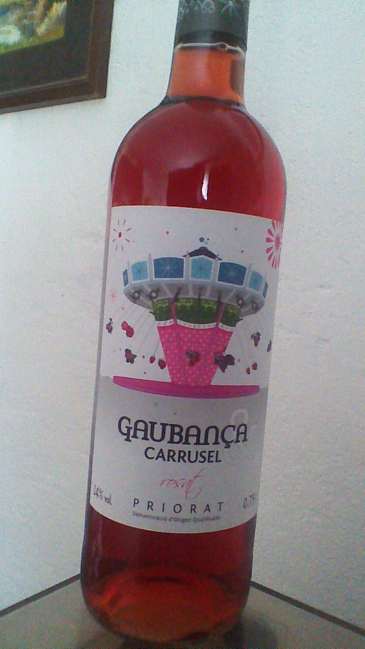 Gaubanca Carrusel Rosat 2013