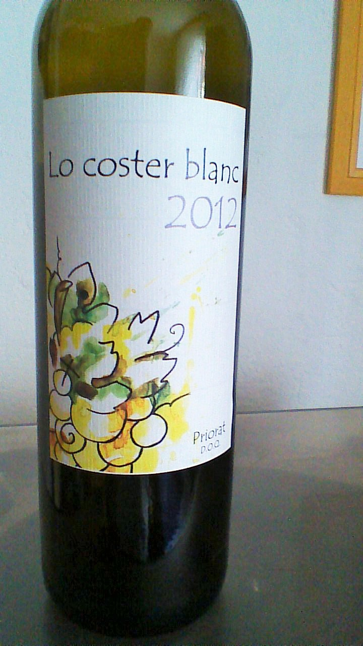 Lo Coster Blanc 2012