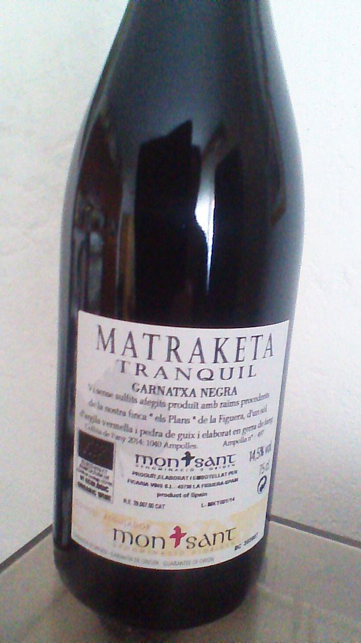 Matraketa Tranquil 2014 R