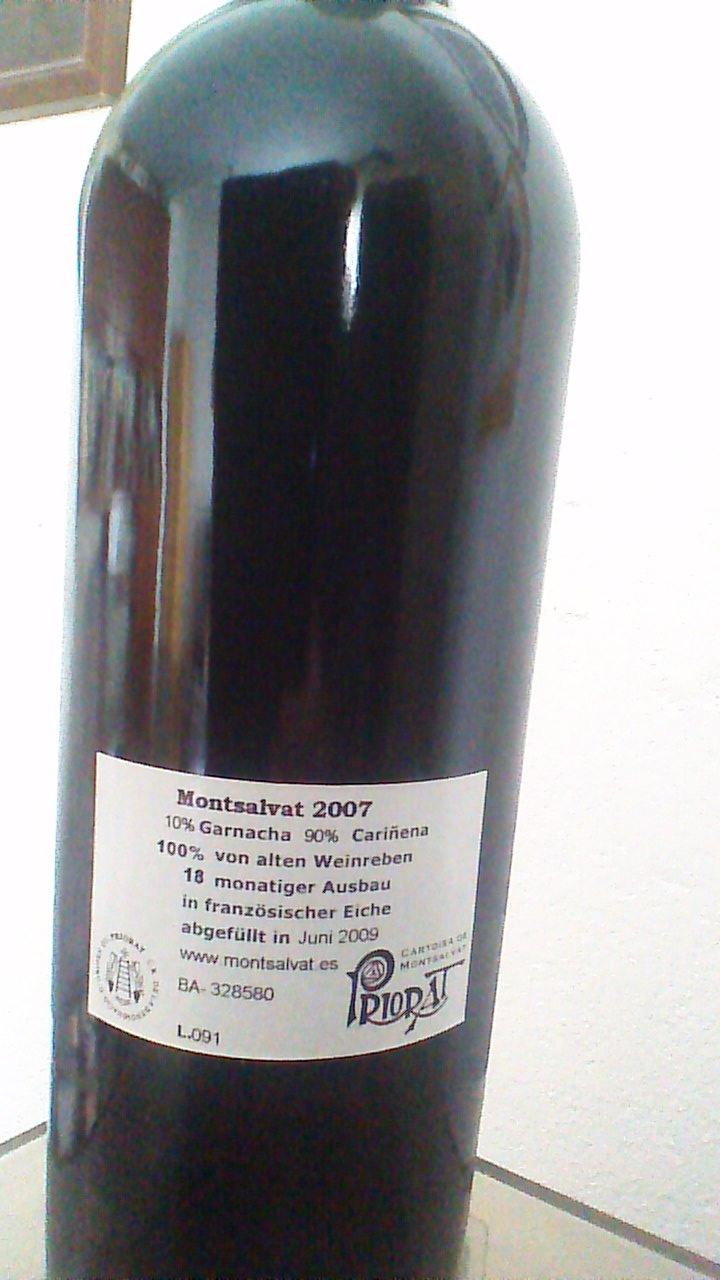 Montsalvat 2007 R