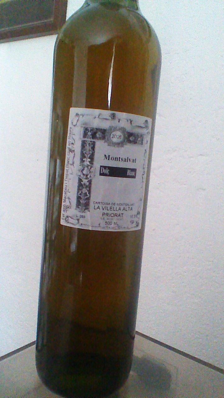 Montsalvat Dolc Blanc 2006