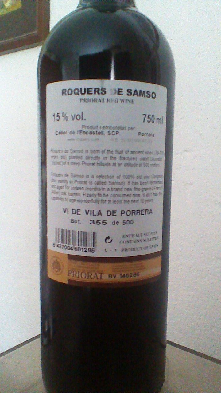 Roquers de Samsó 2012 R