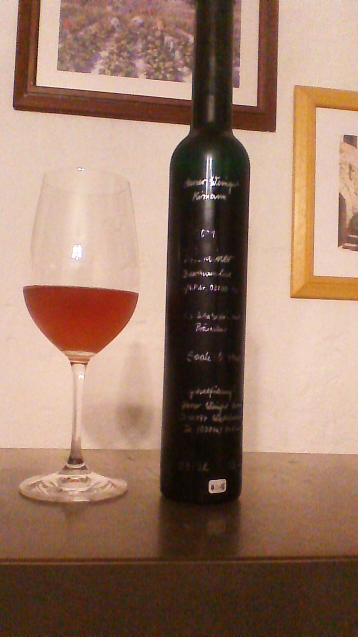 Kirmann - Traminer Beerenauslese 2001
